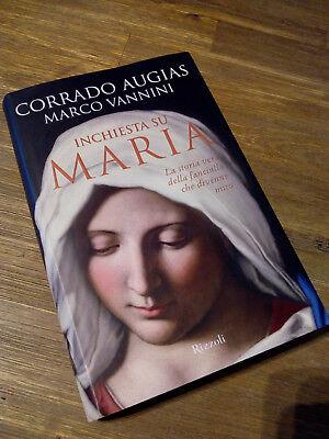 Corrado-Augias-INCHIESTA-SU-MARIA-1a-ed-Rizzoli